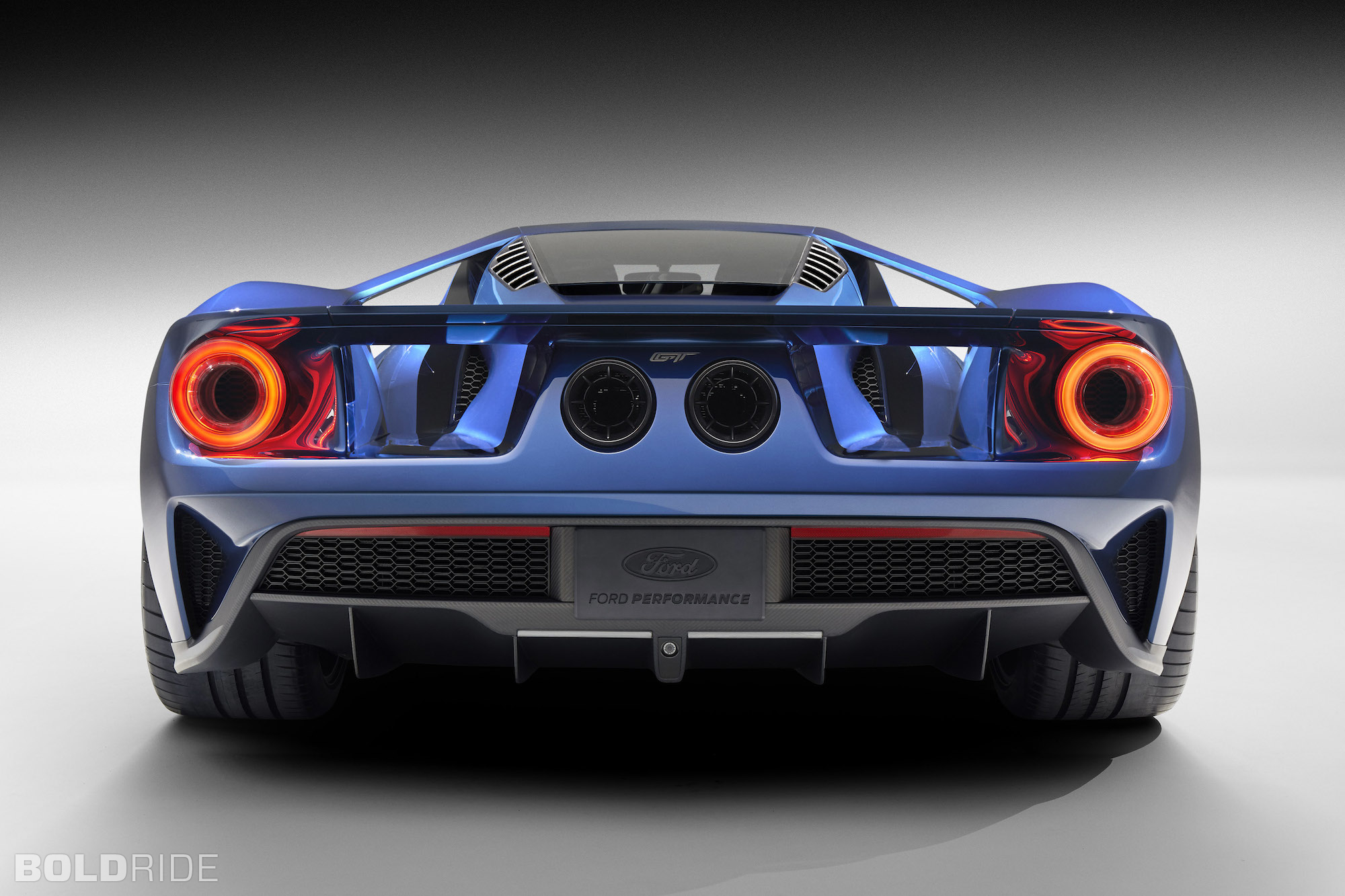 2016 Ford GT 1600 x 1200