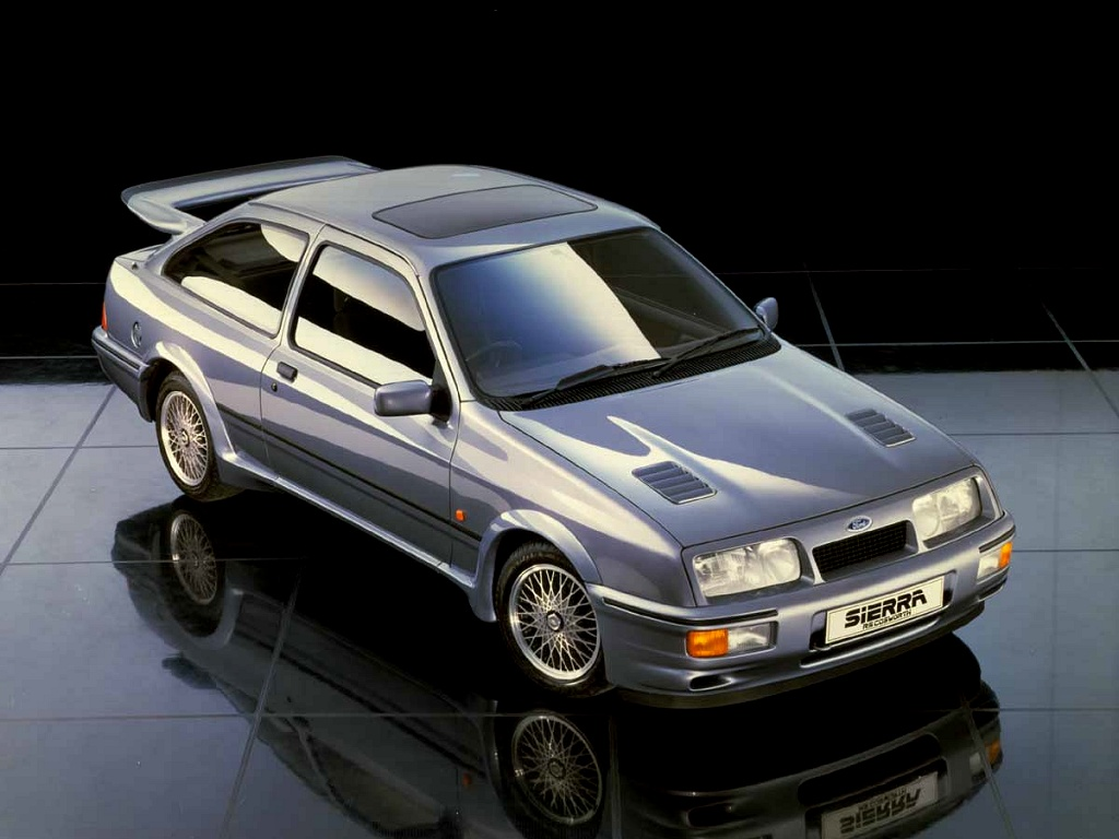 Don't forget to share! Ford Sierra Truck
