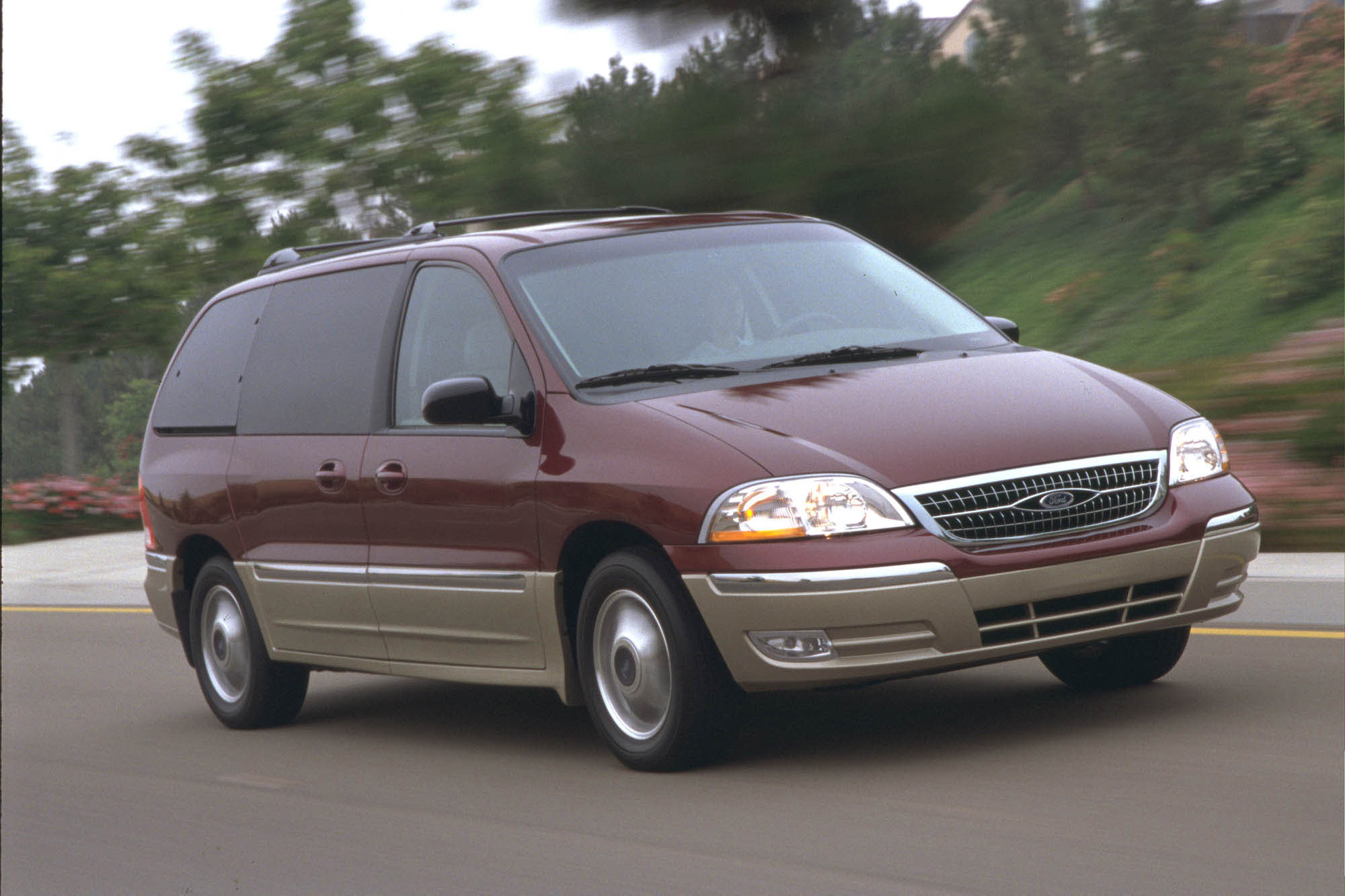 Ford Windstar Cargo Van