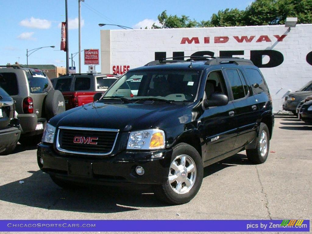 GMC Envoy 2005 Black