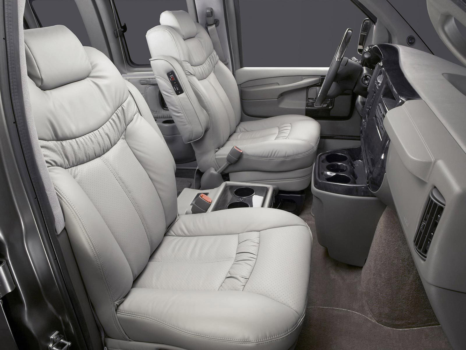 GMC Savana Interior