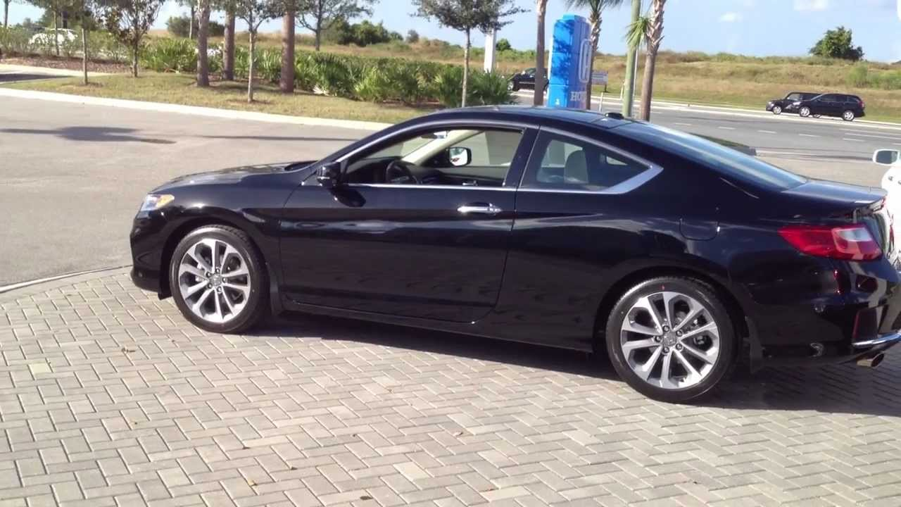 *CLICK TO WATCH* silent walk-around of the ALL-NEW 2013 Accord coupe