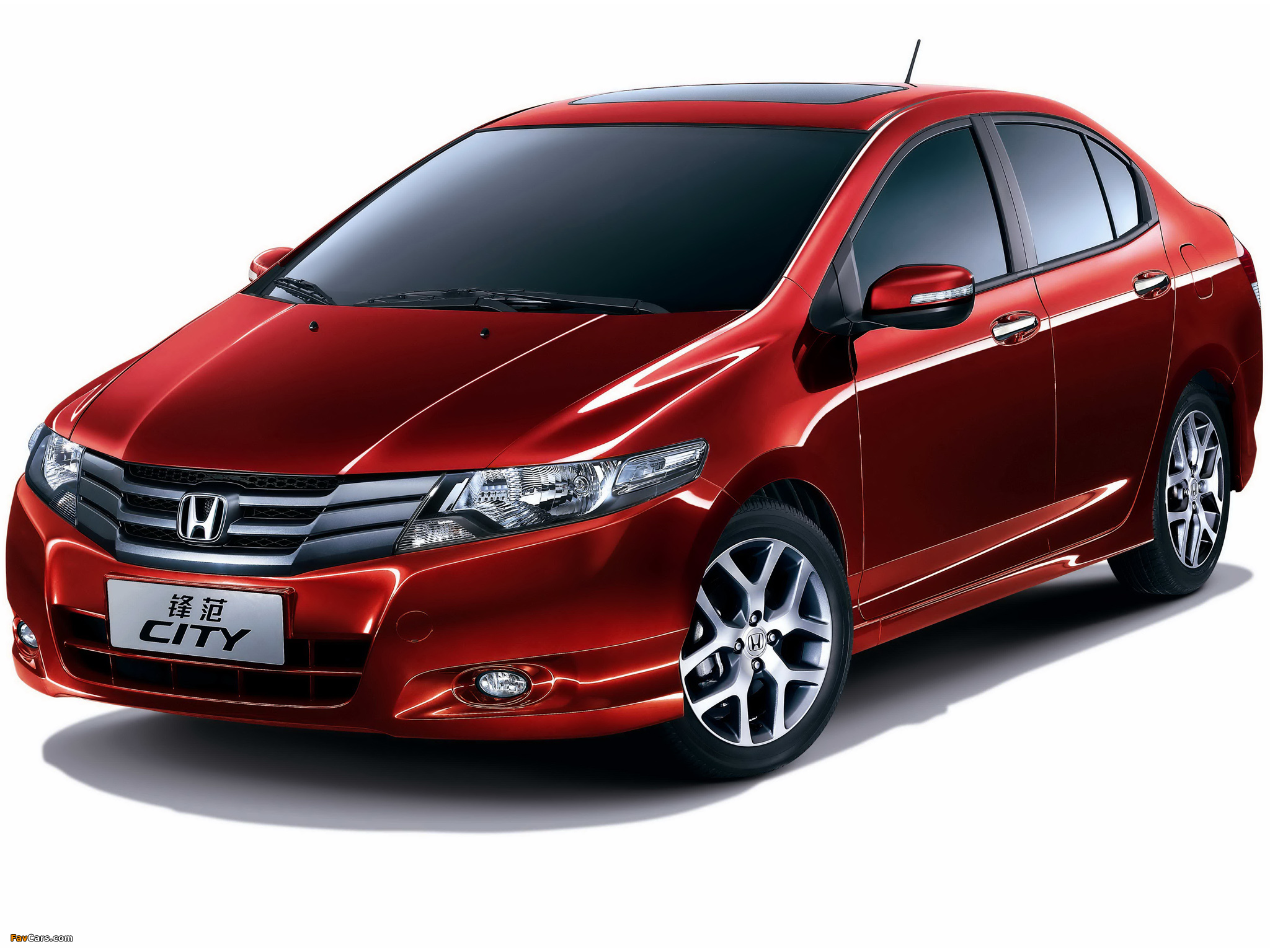 Honda City HD Images