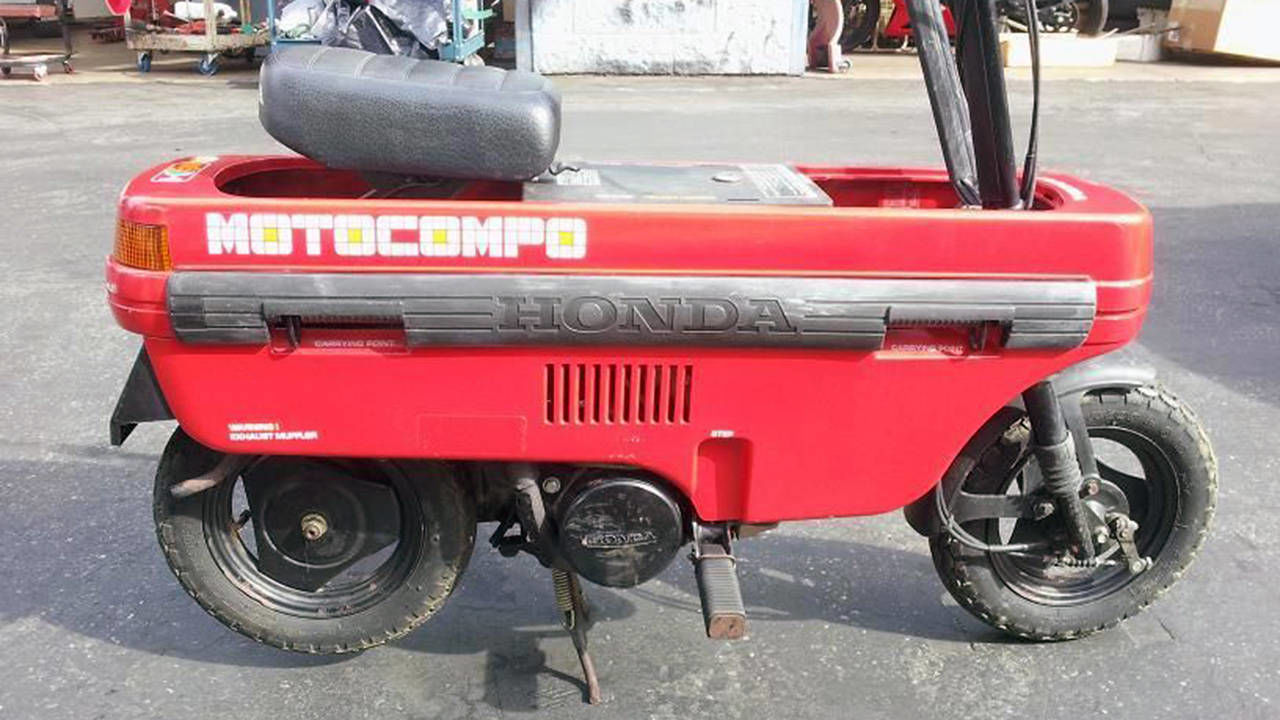 Honda City Turbo Scooter