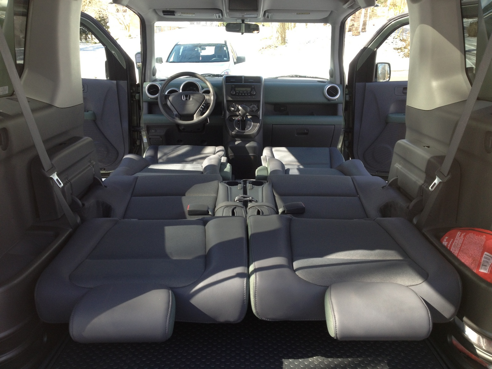Honda Element 2013 Interior