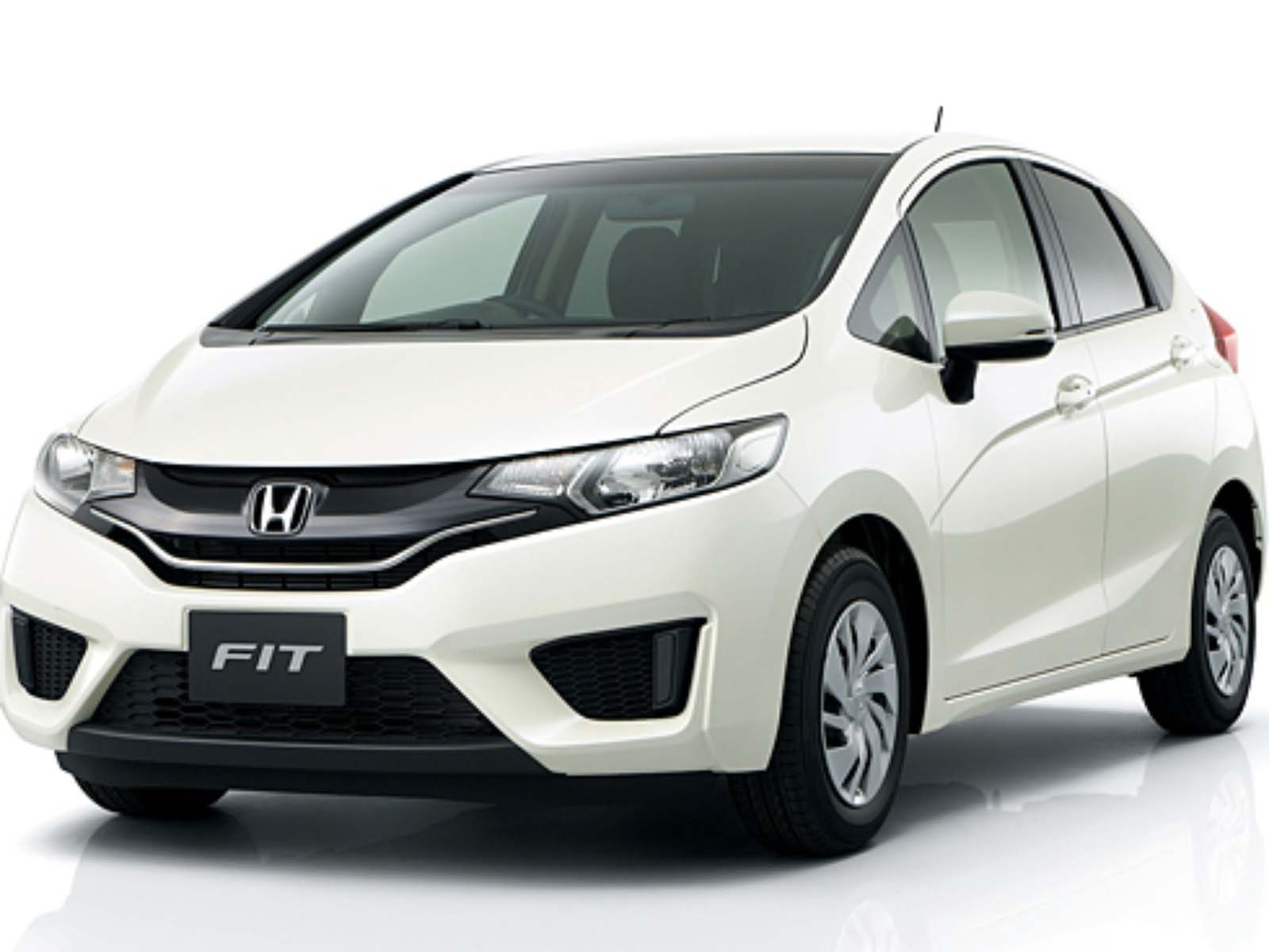 Honda Fit 2014 White