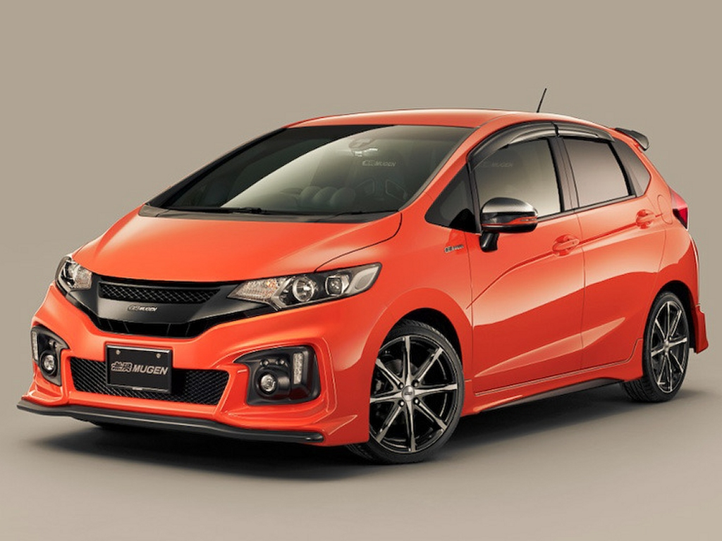 Honda Jazz 2015 Modified