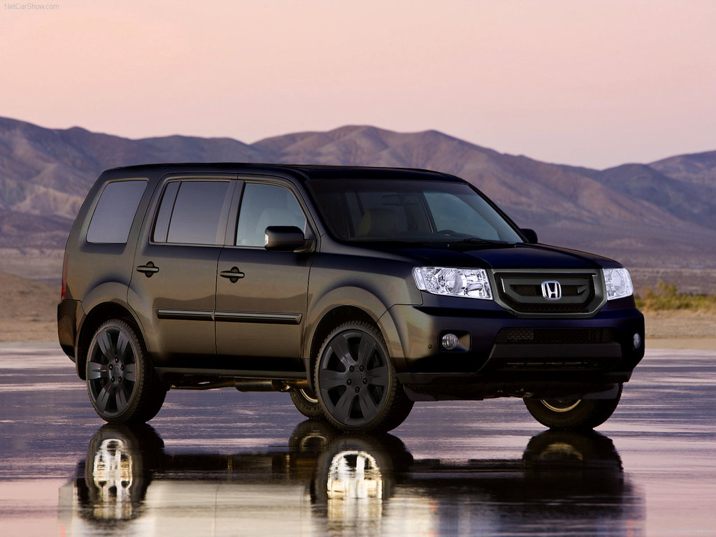 Honda Pilot Wallpaper Information