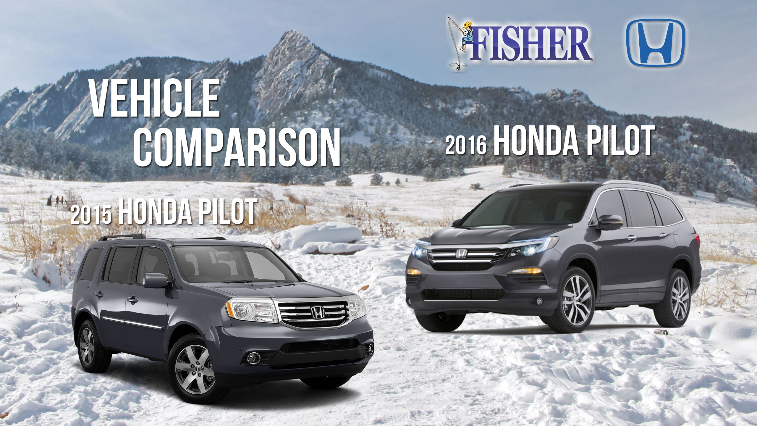 2016 Honda Pilot vs. 2015 Honda Pilot: Performance and Safety Comparison
