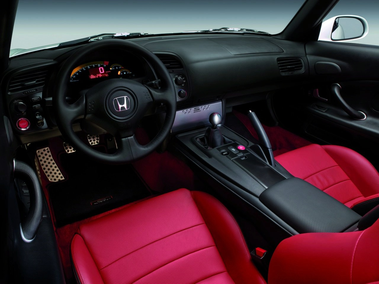 New Honda S2000 Ultimate Edition Roadster » honda-s2000-ultimate-edition-interior-img_10