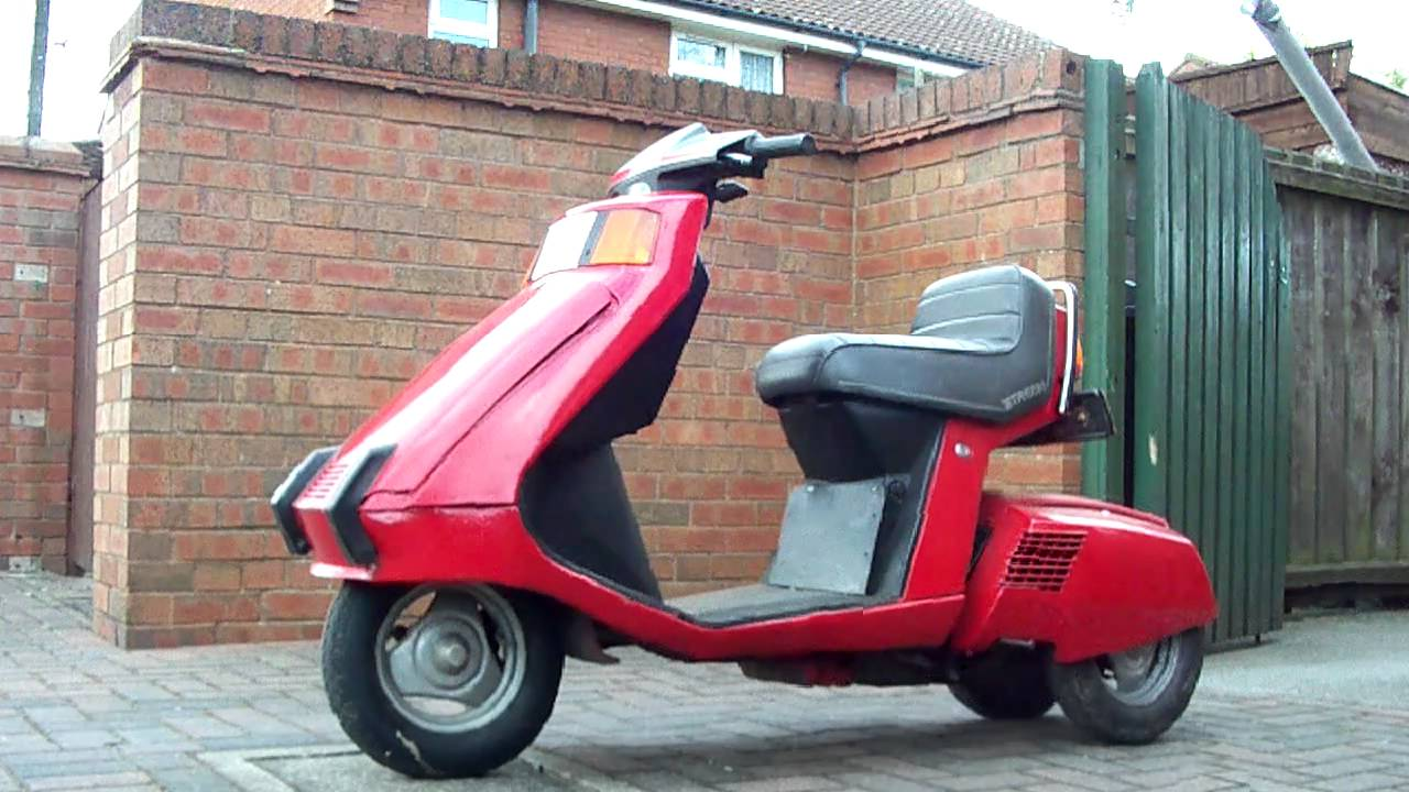 Honda Stream Scooter