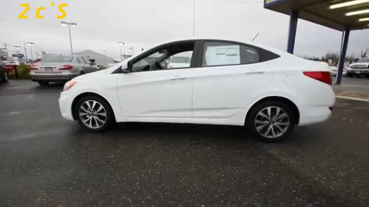 Hyundai Accent 2015 Sedan