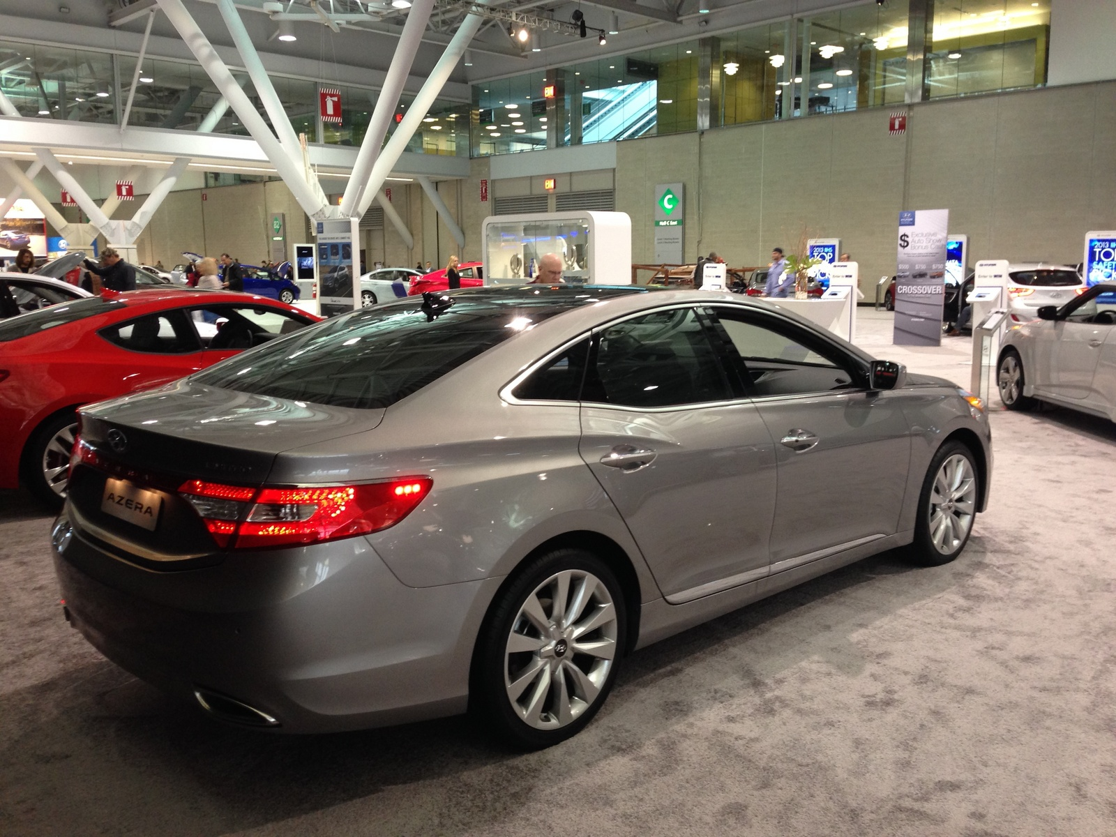 MoiBibiki New 2014 / 2015 Hyundai Azera For Sale - CarGurus ...
