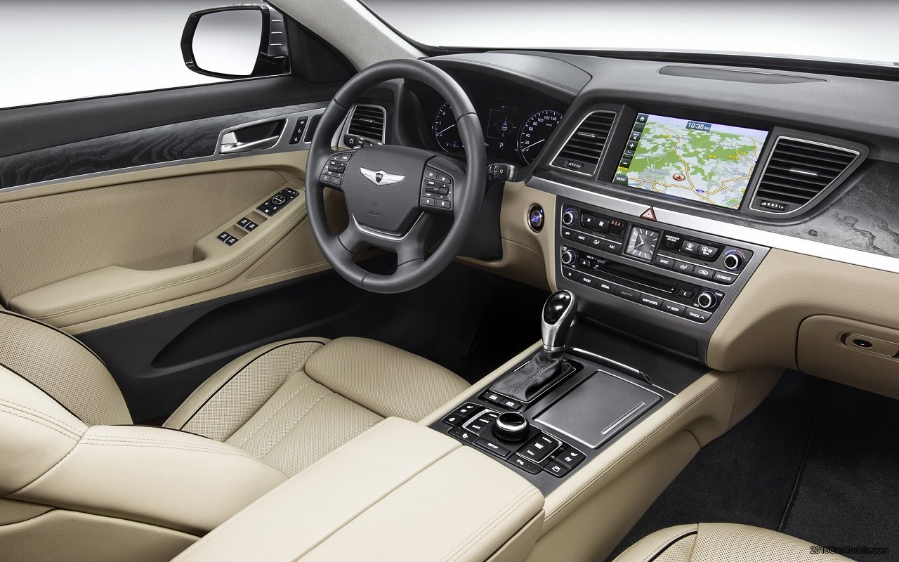 2015 Hyundai Genesis Interior Trand Automotive