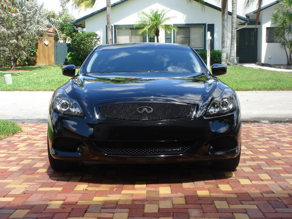 Infiniti G37 Blacked Out
