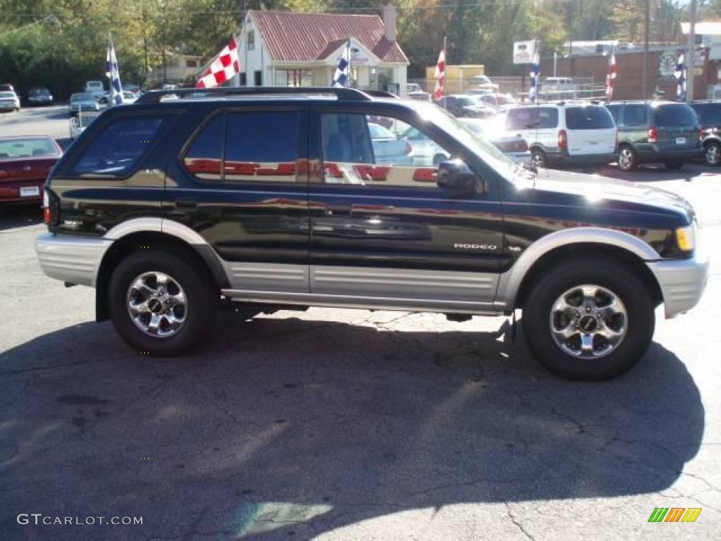 Isuzu Rodeo 2000 Black