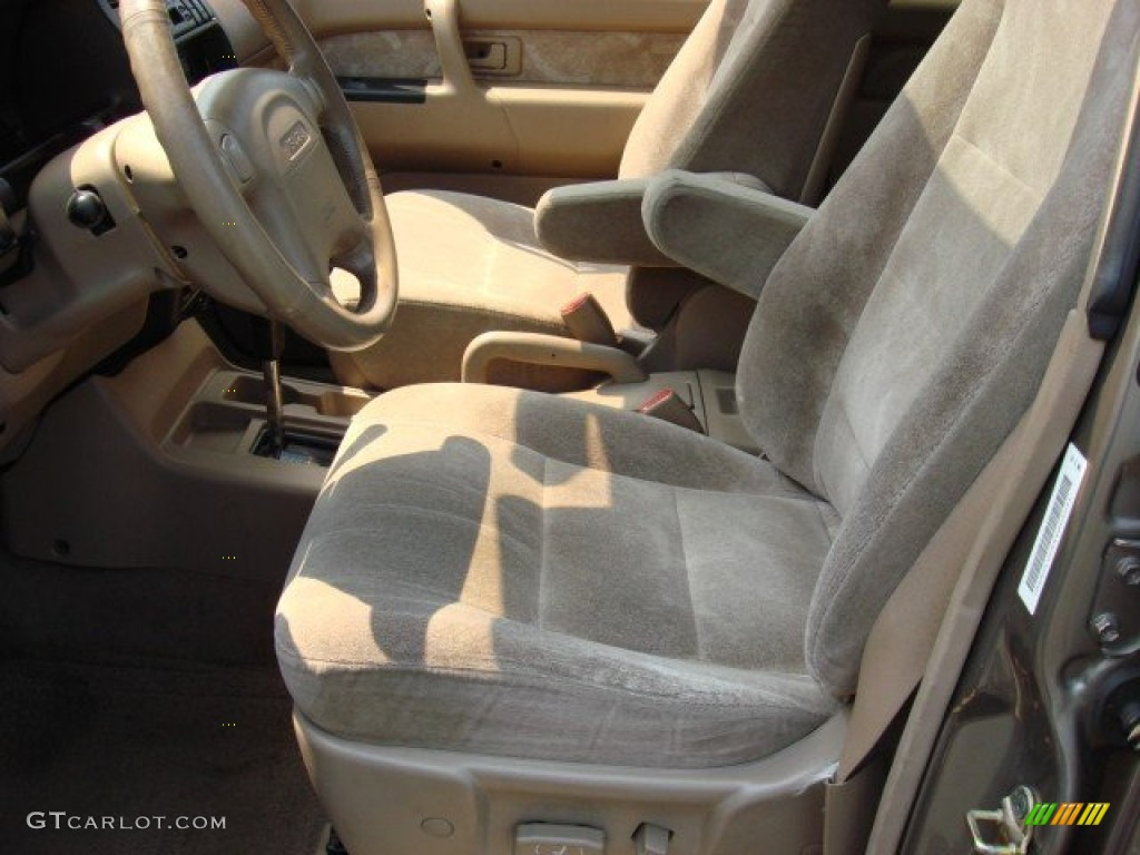 Isuzu Trooper 2001 Interior