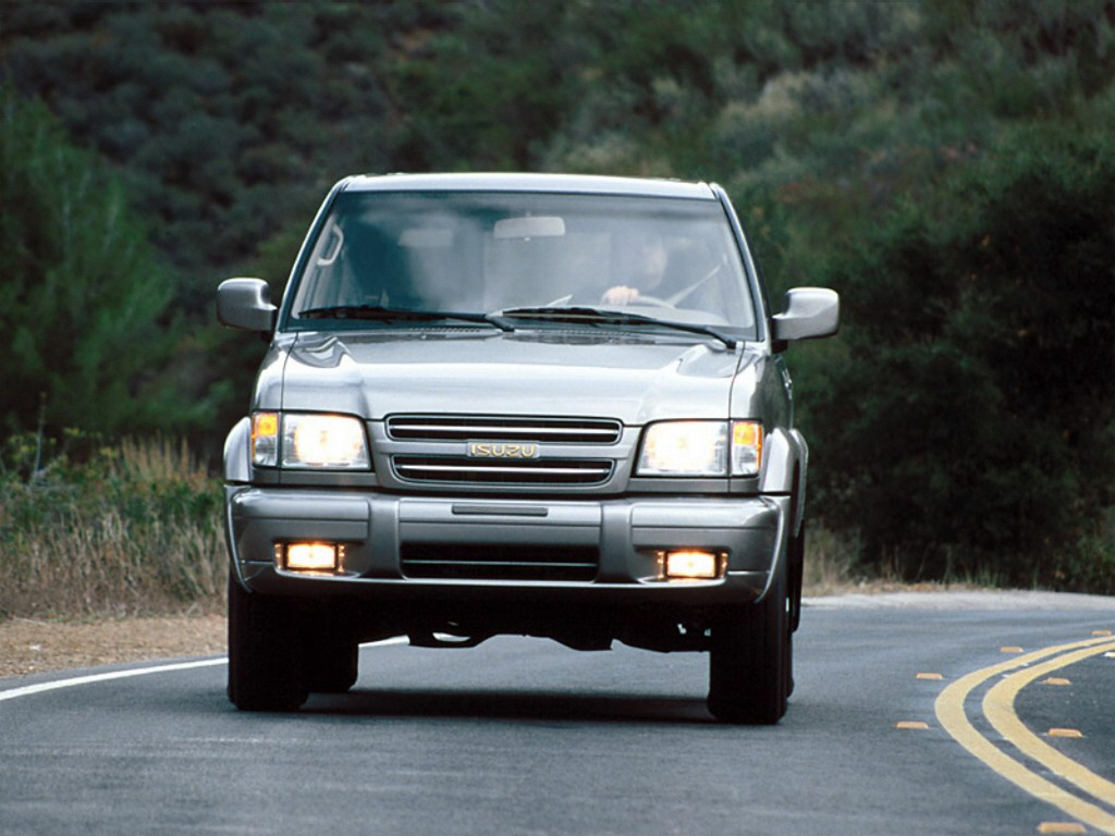Isuzu Trooper 2012