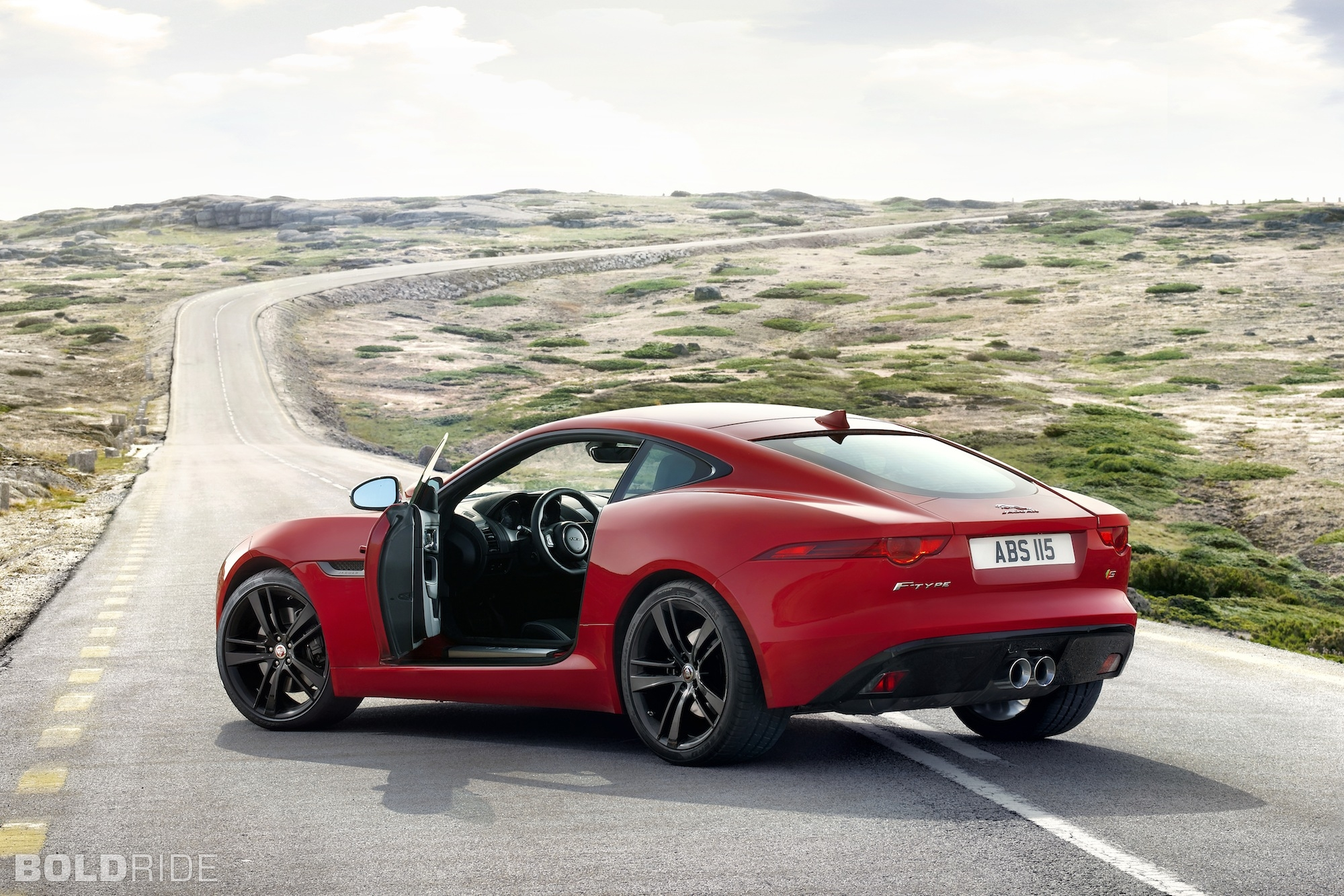 2015 Jaguar F-Type Coupe 1280 x 1080