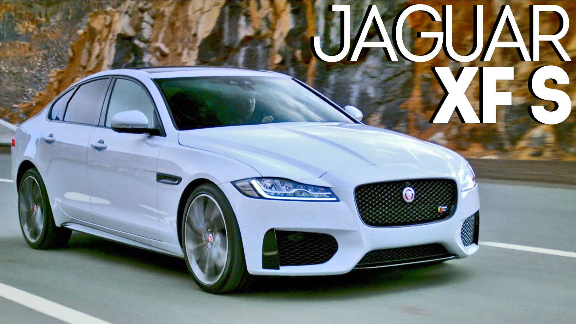2016 Jaguar XF S - Official trailer