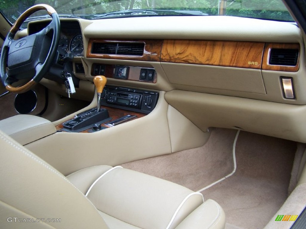 Jaguar XJS Interior