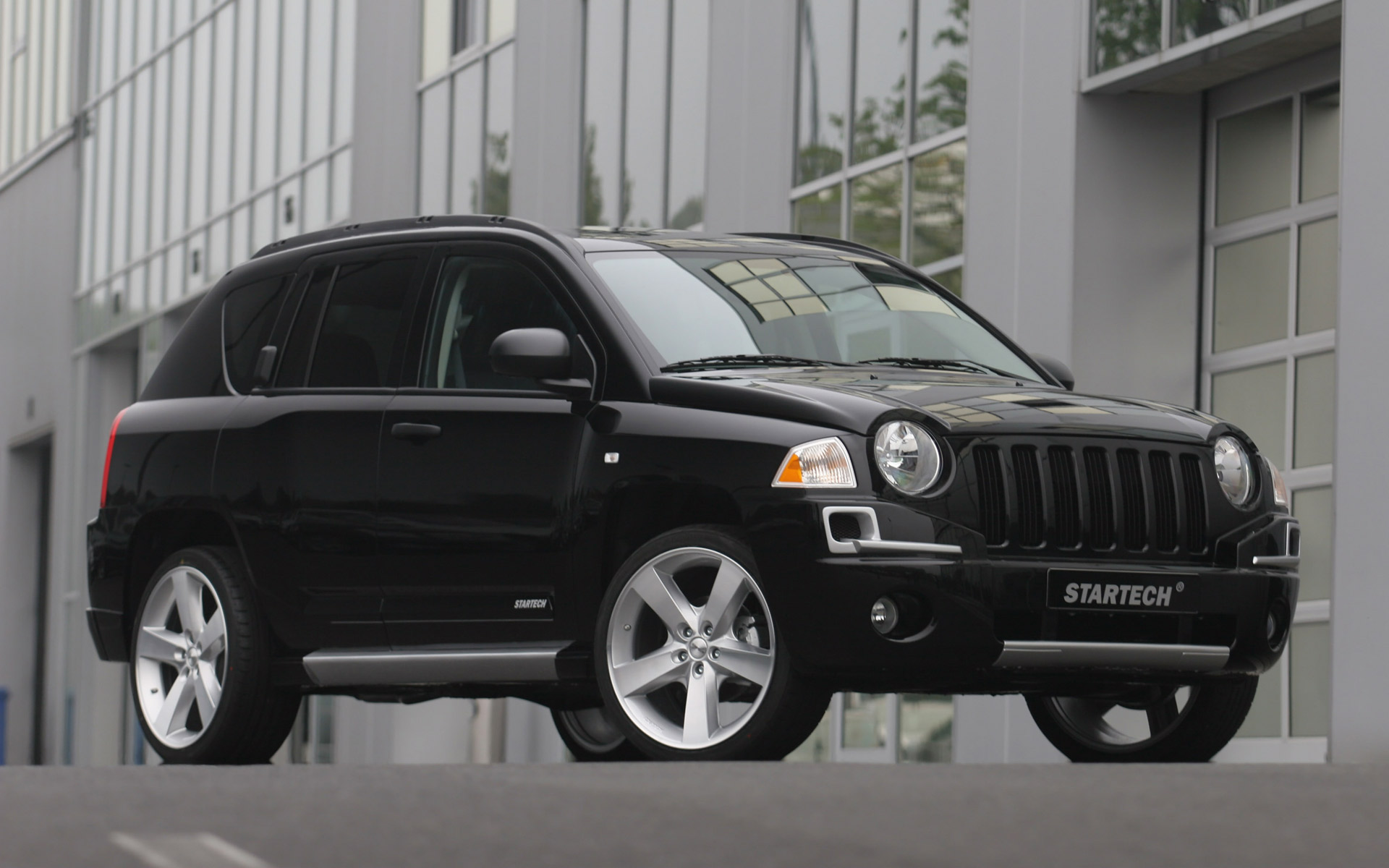 Jeep Compass 2007 Black