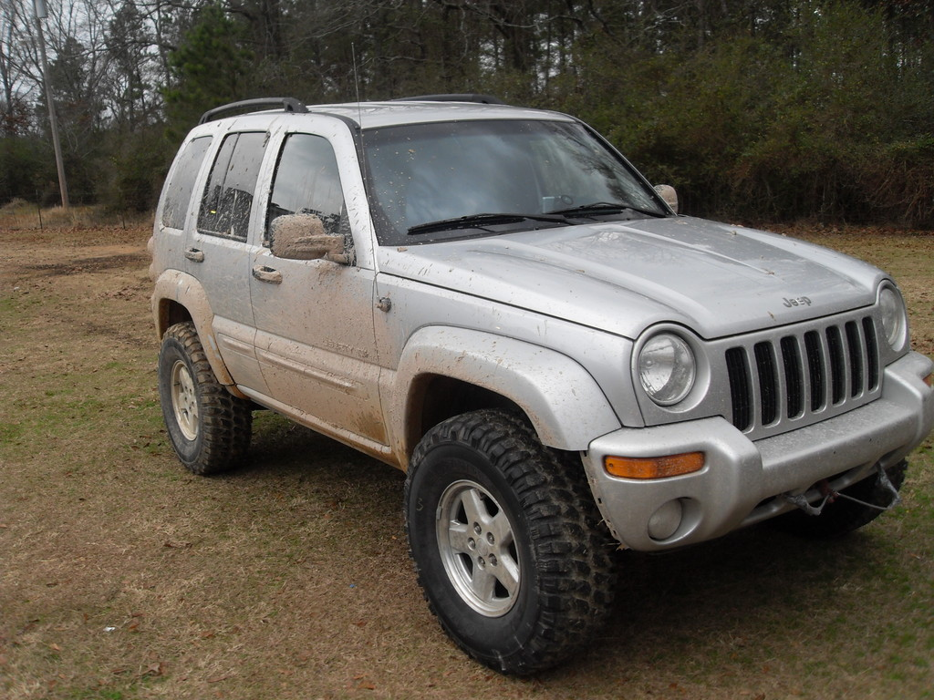 Jeep Liberty Lifted 2002