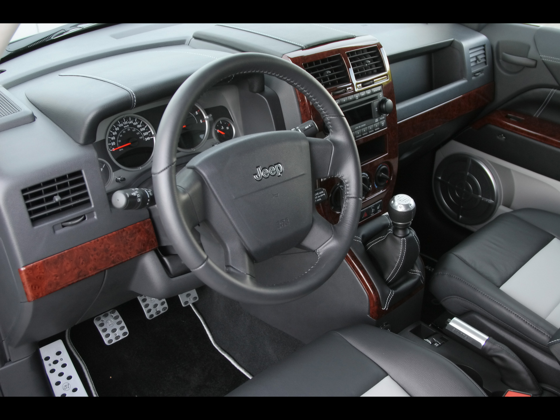 Startech Jeep Patriot 2008 wallpaper