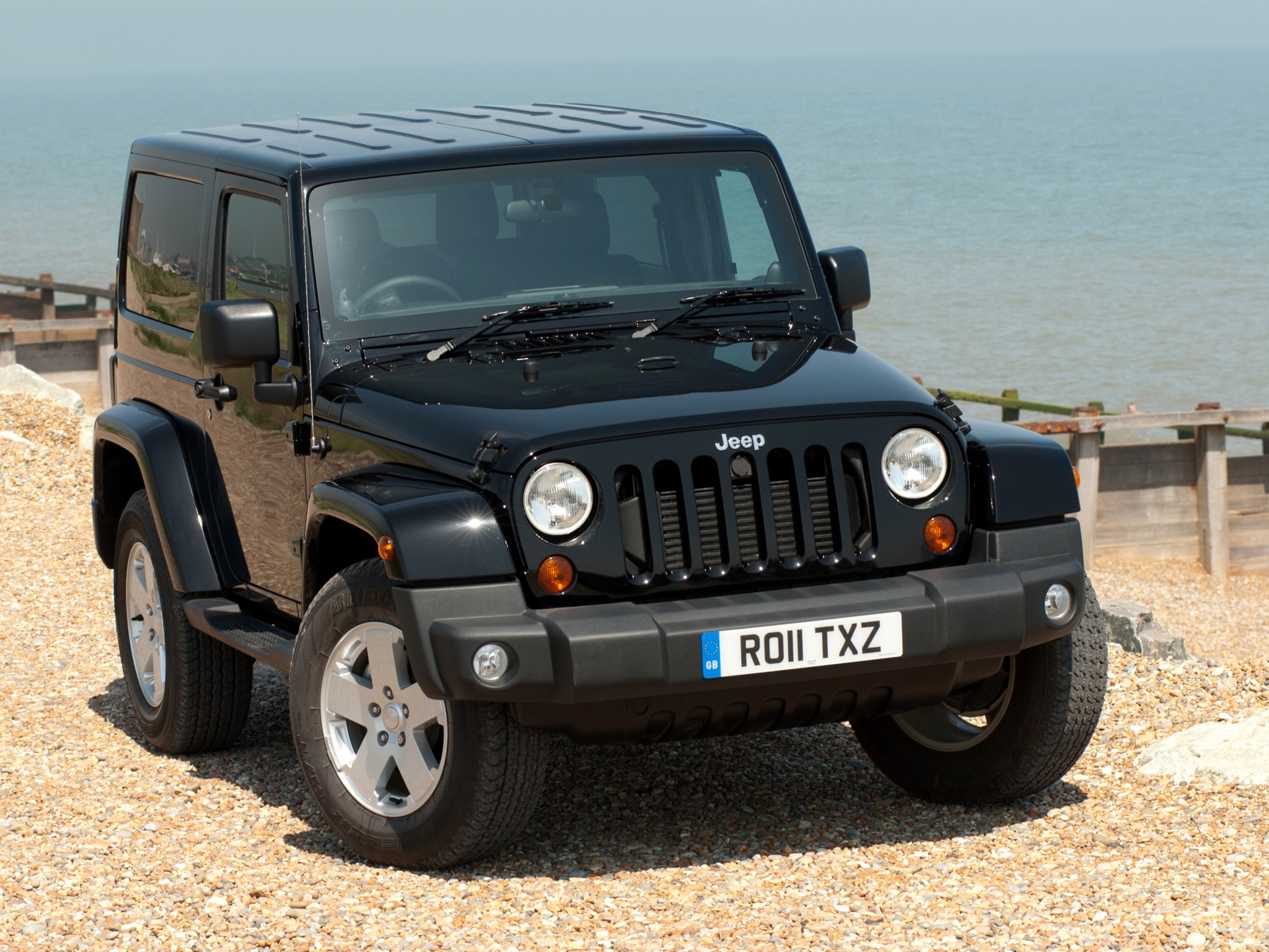 Jeep Wrangler 2014 Black