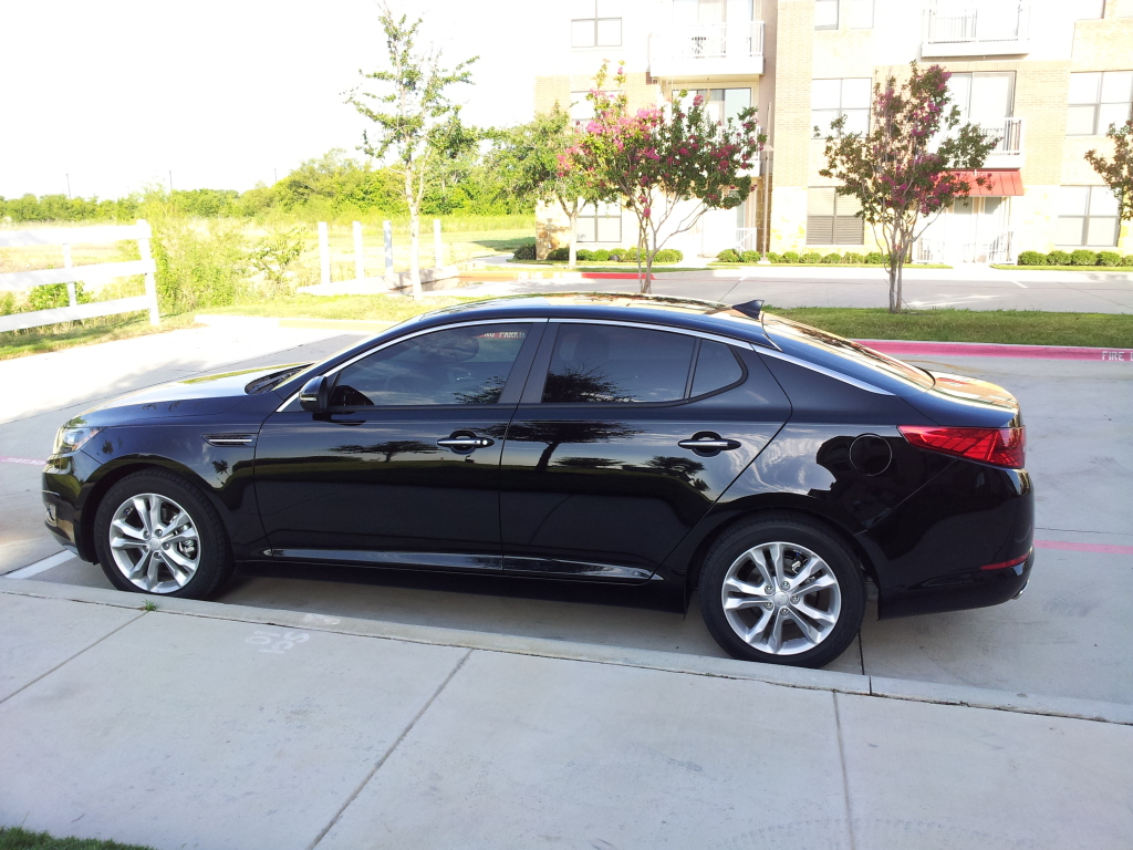 Kia Optima 2013 Black