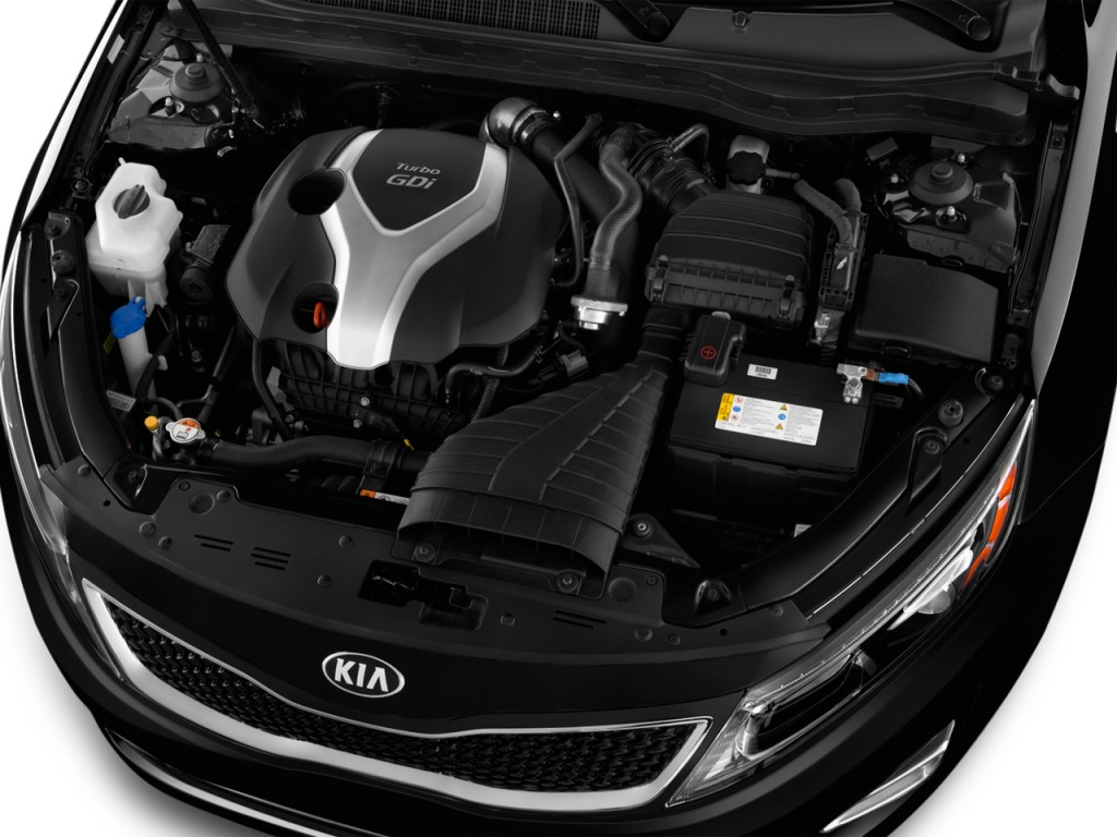 2015 Kia Optima – Engine