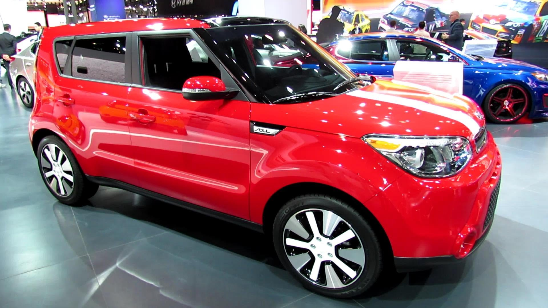 2014 KIA Soul - World Debut - Exterior and Interior Walkaround - 2013 New York Auto Show