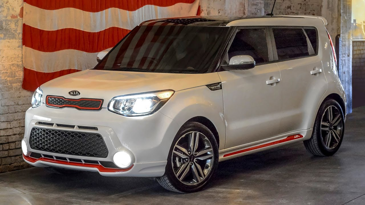 Kia Soul 2014 White Wallpaper 1280x720 14609