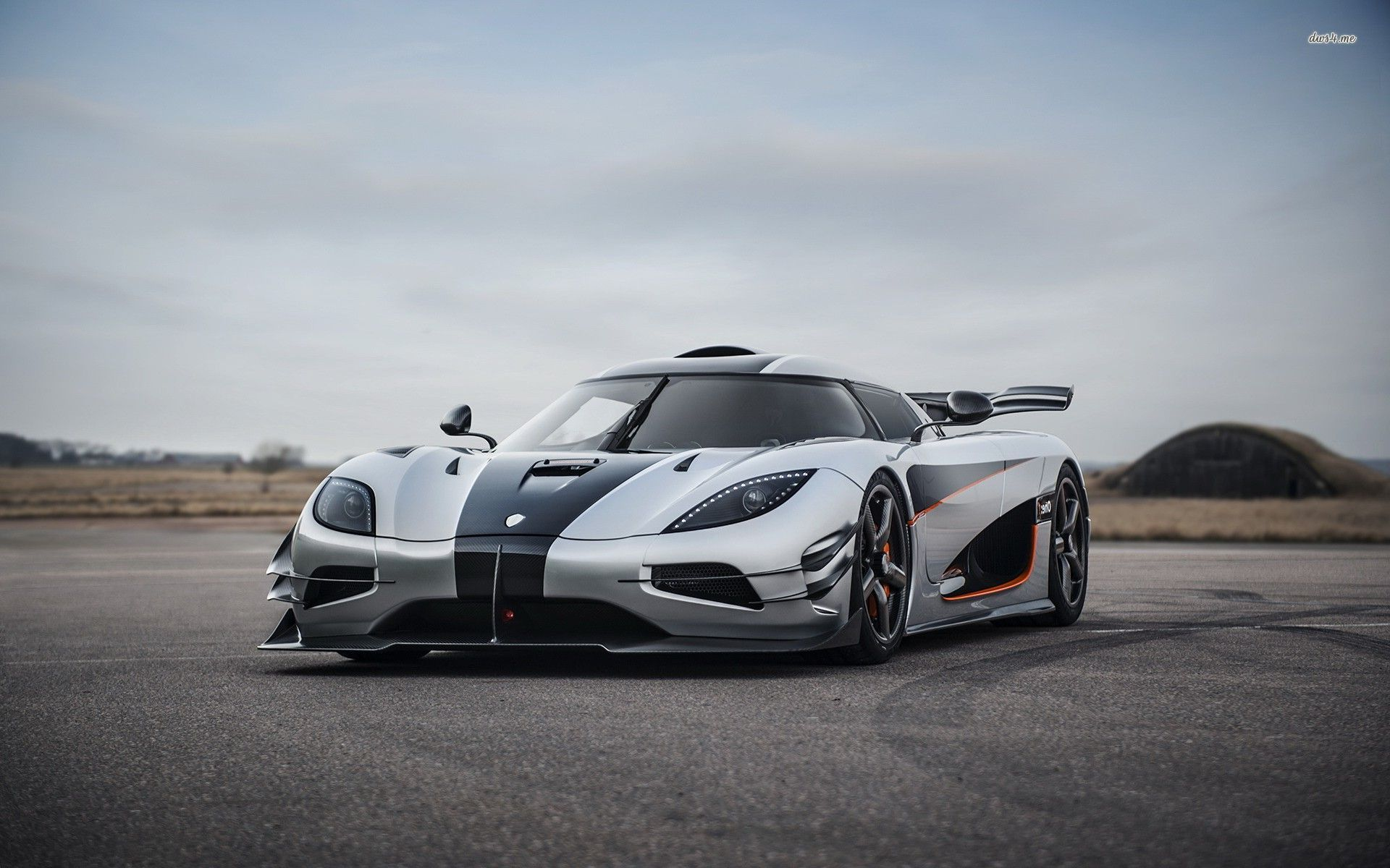 Koenigsegg Agera One Wallpaper