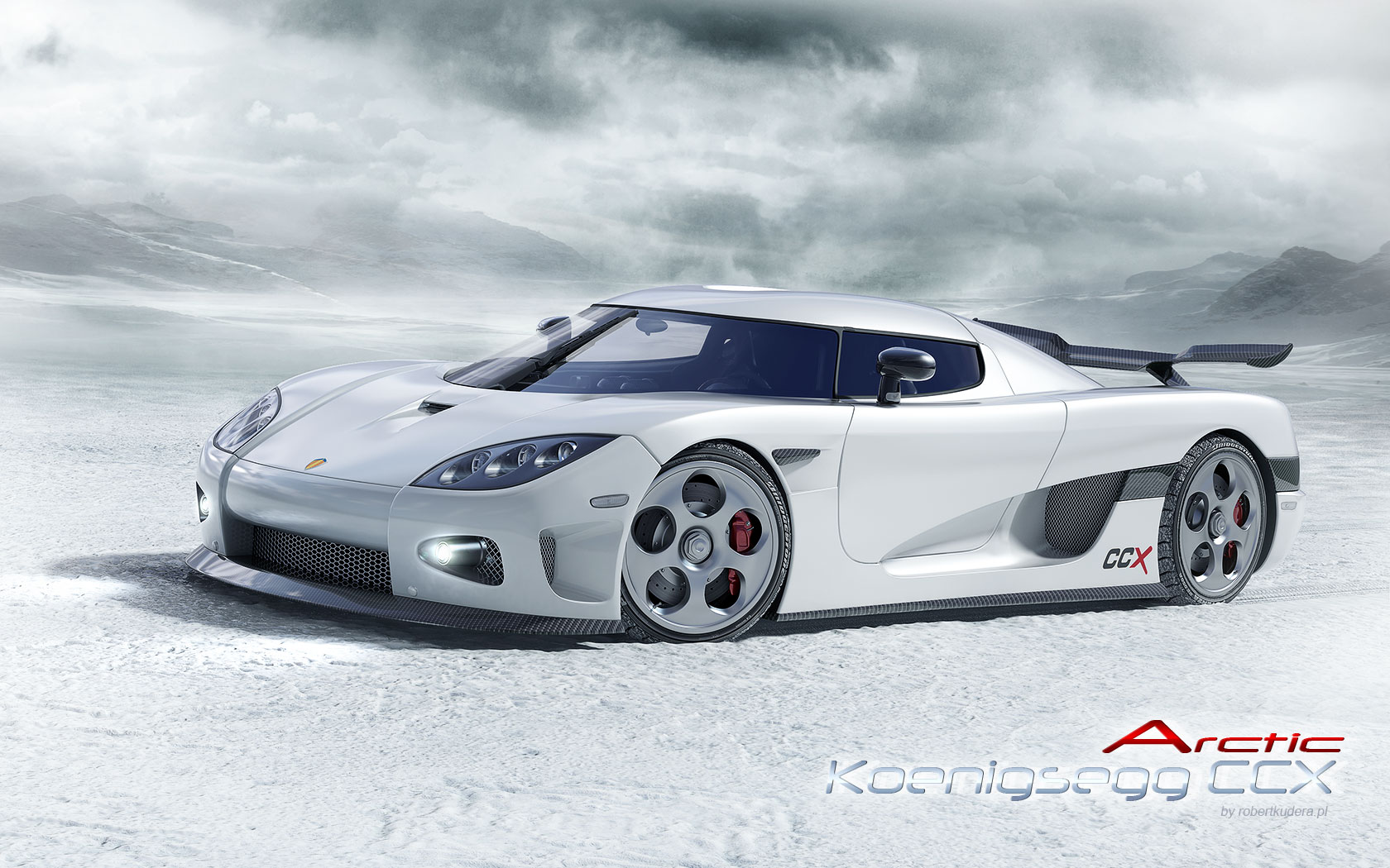Koenigsegg CC8S Wallpaper