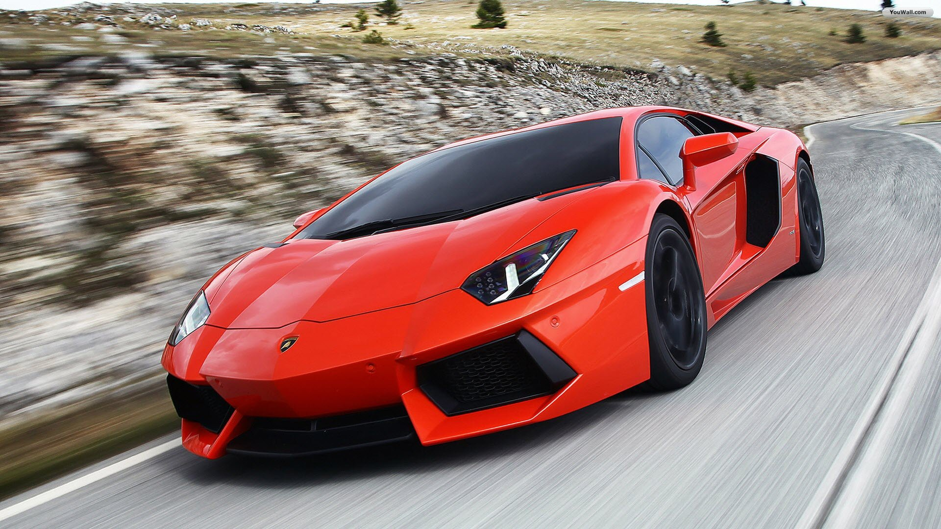 Lamborghini Aventador Wallpaper Hd 1920x1080
