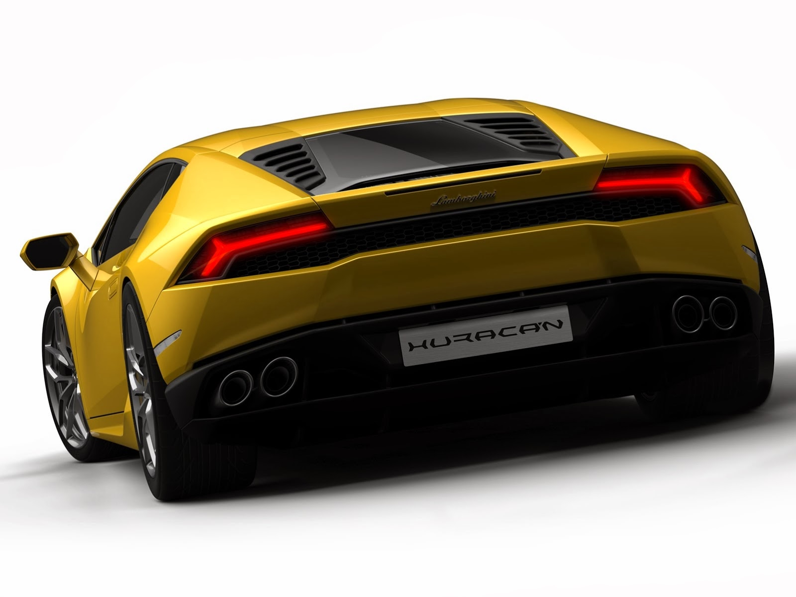 Lamborghini Huracan iPad Wallpaper