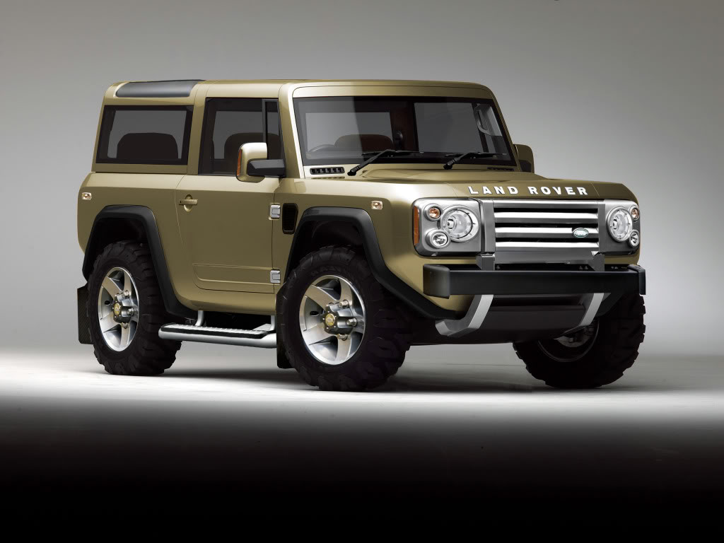 New Land Rover Defender 2014 Upcomingcarshq Com