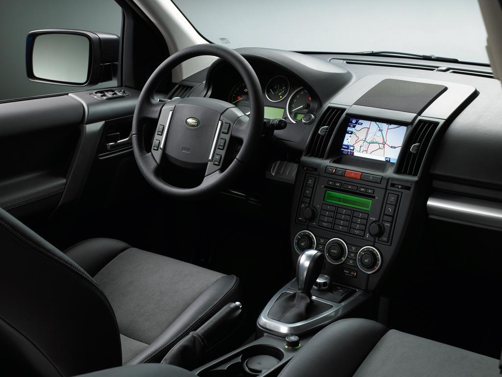 Land Rover Freelander Interior
