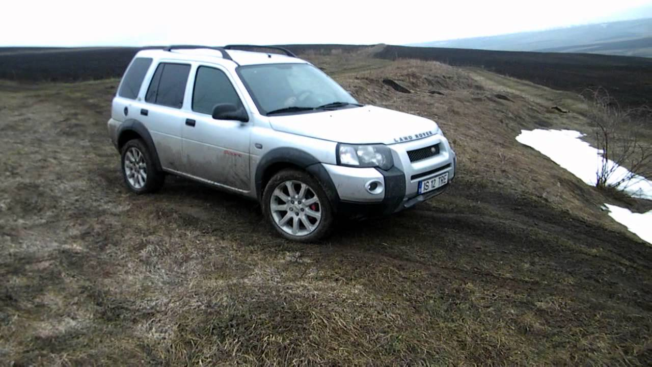 Land Rover Freelander Lifted