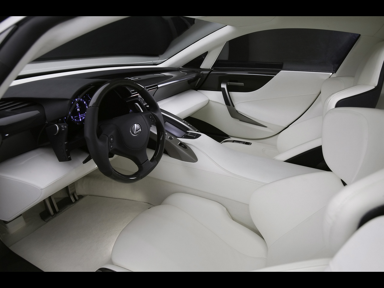 "Related Post ""Lexus LFA Sports Car Interior"""