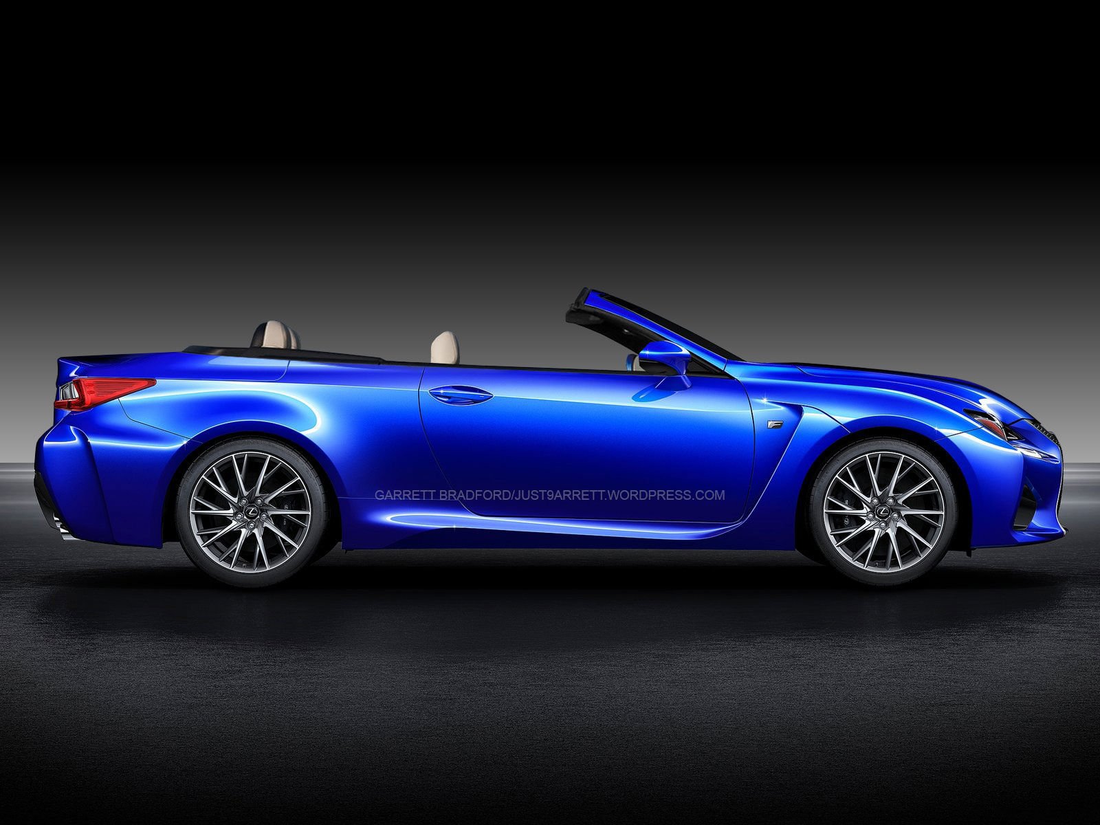 Lexus RC 350 Convertible