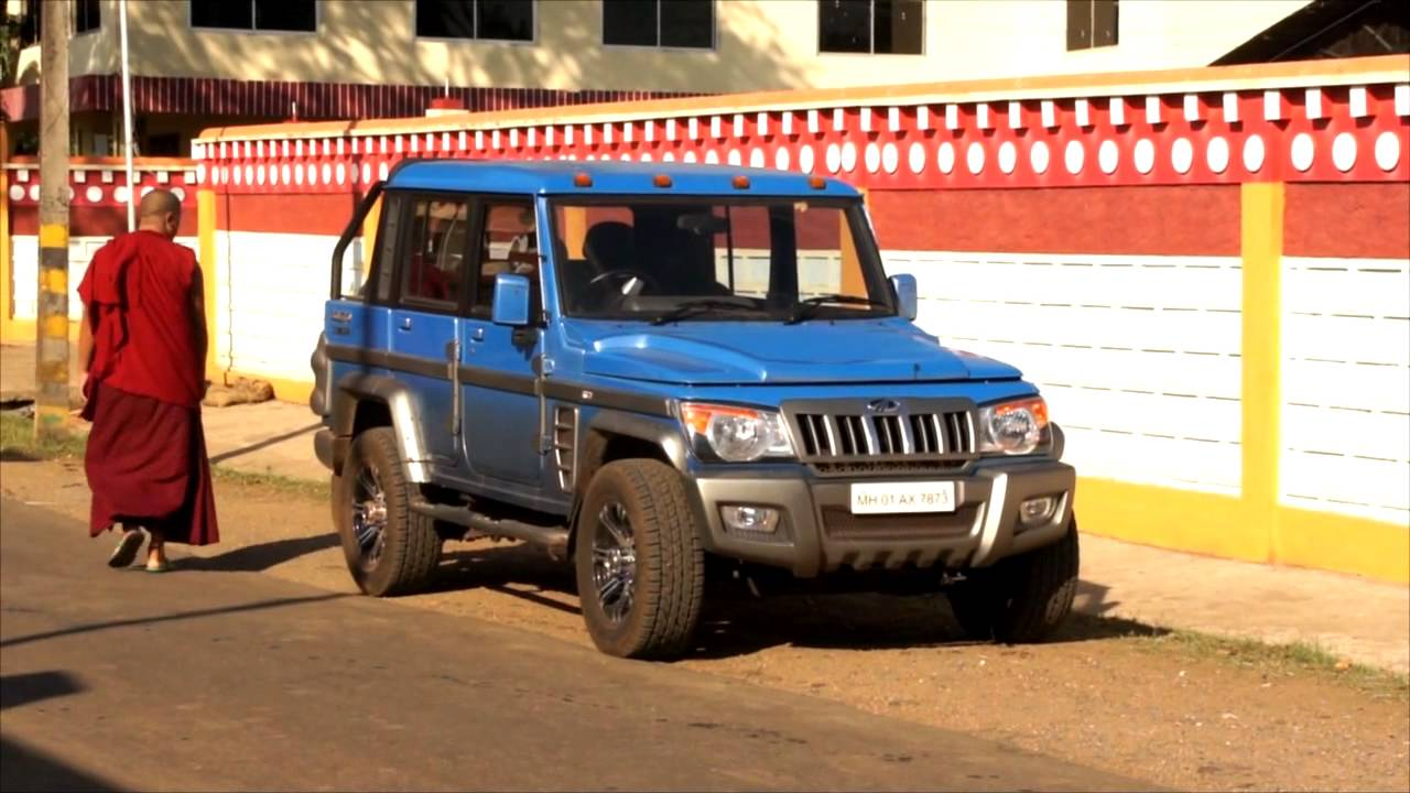Mahindra Bolero Exploring the Unexplored