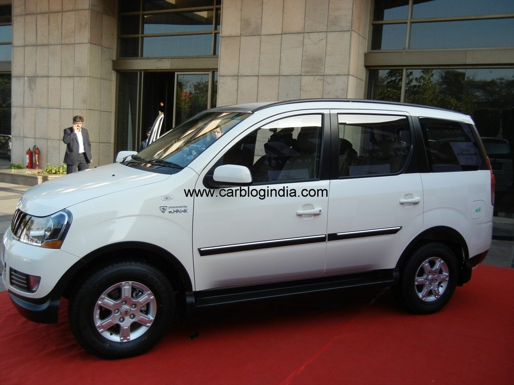 image – Mahindra Xylo 2012 New Model