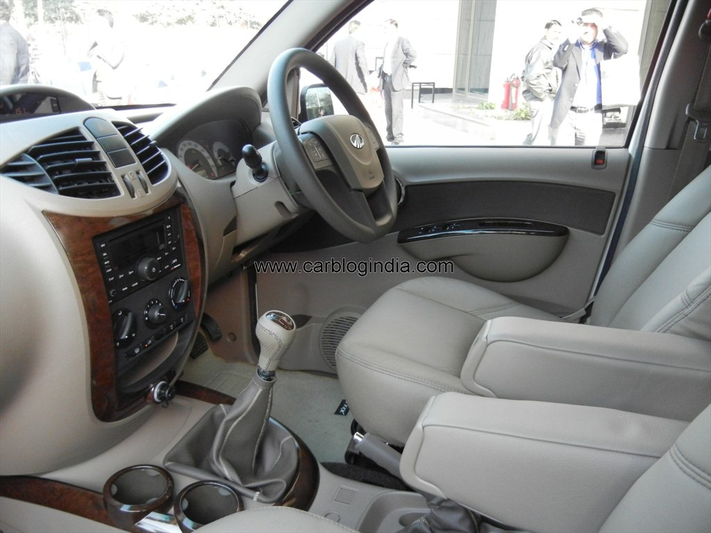 image – Mahindra Xylo 2012 New Model Interiors