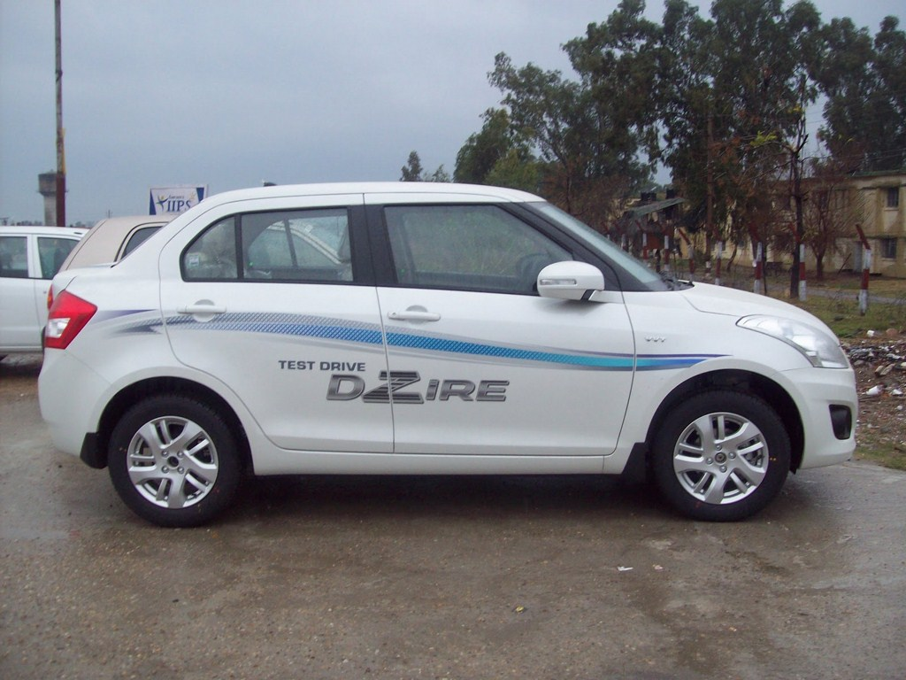 Maruti Swift Dzire 2014