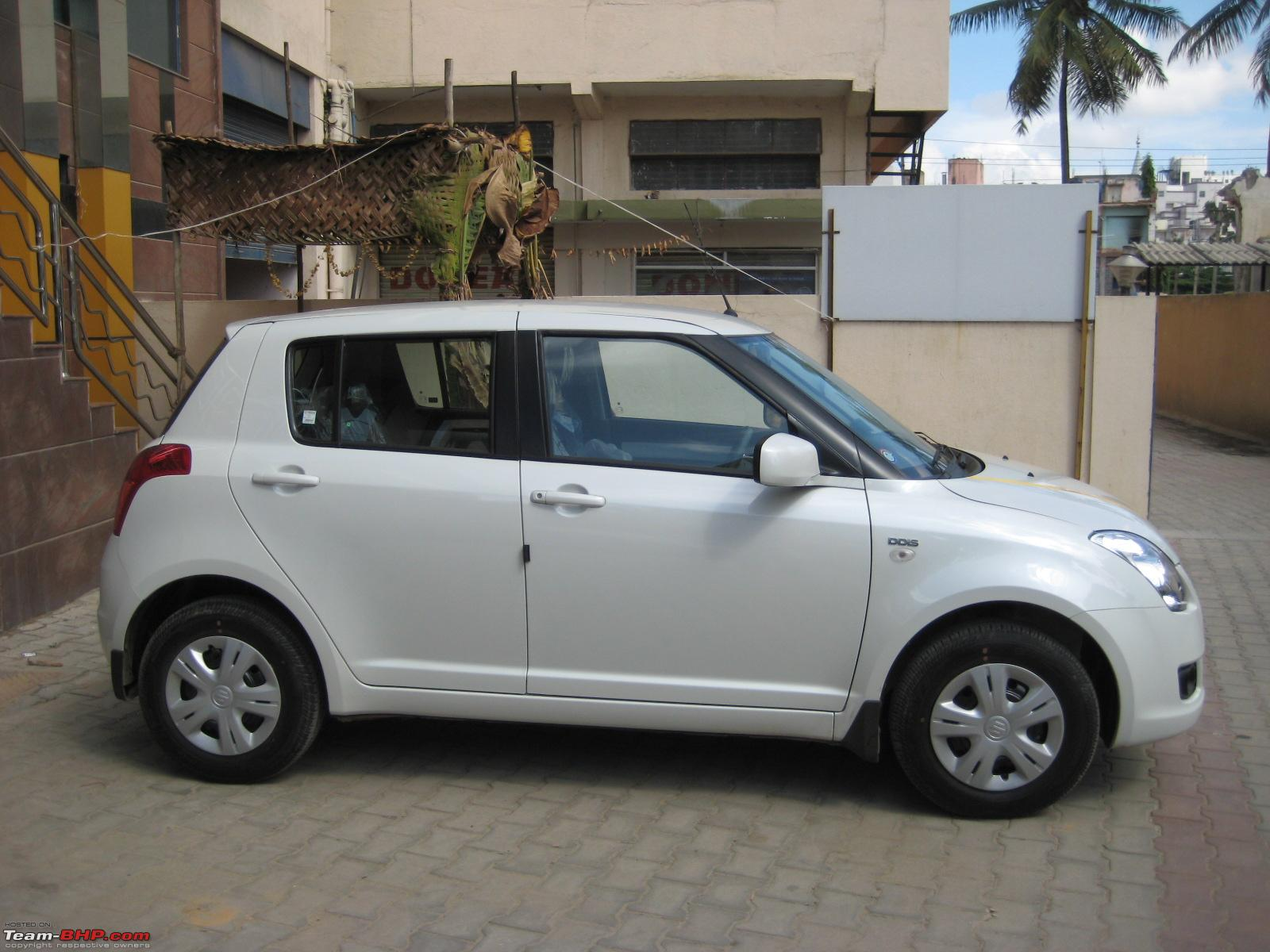 My White Maruti Swift VDi (ABS)-img_4749.jpg