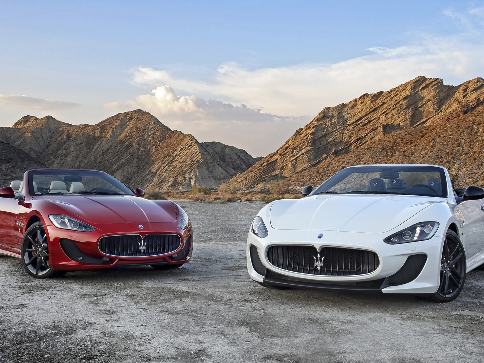 File Name : 2013 Maserati GranTurismo Convertible MC Photo