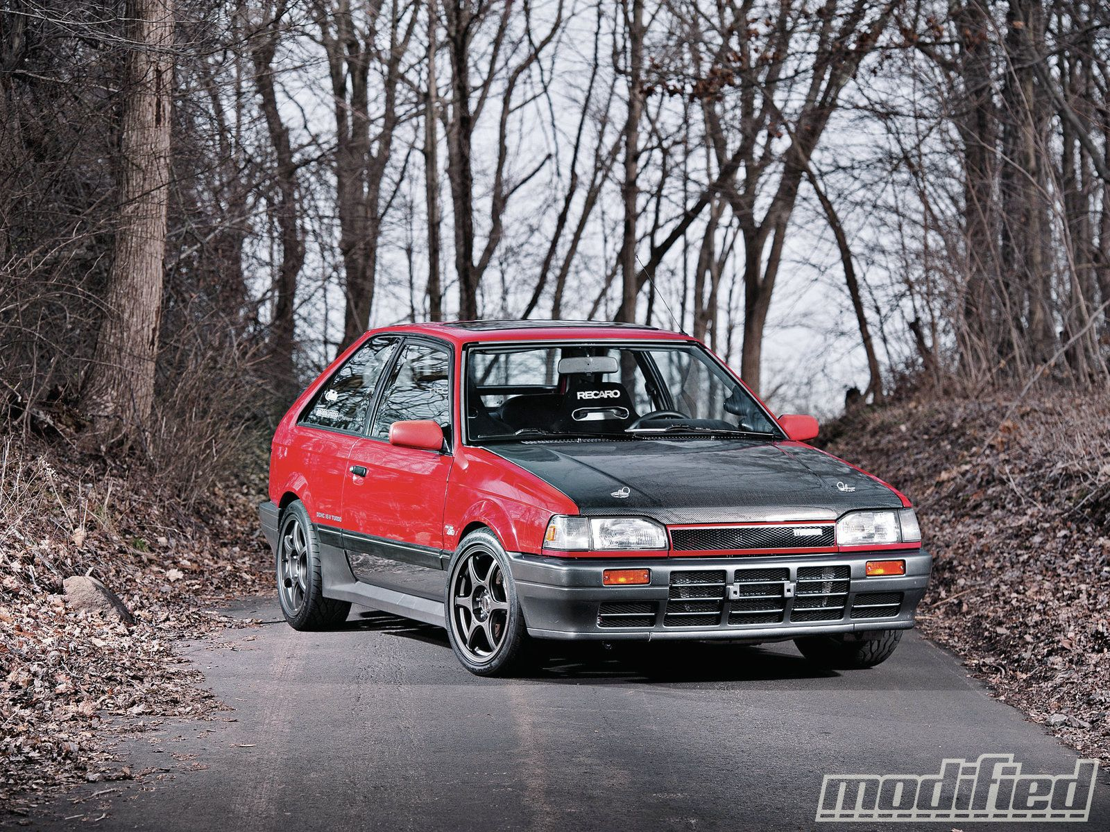 Photo 1 / 8 | 1988 Mazda 323 GTX - Unsung Hero