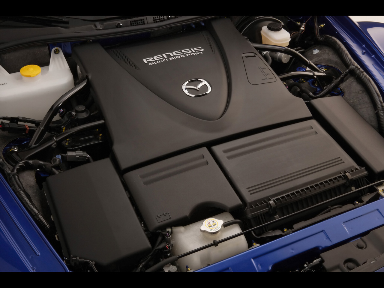 Mazda RX-8 Engine